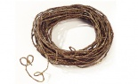 70' Bark Wire Natural