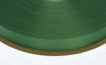 #3 Plain Satin Holiday Green