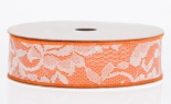 #9 Spring Lace Orange 10yds