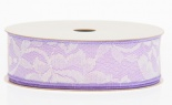 #9 Spring Lace Purple Lave 10yds