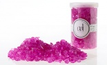 4 - 10 Mm 46 Oz Crushed Glass Hot Pink