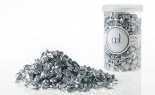 4 - 10 Mm 46 Oz Crushed Glass Silver