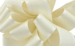 Satin Grosgrain #9  Antique White