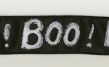 #9 We Boo Chalkboard Black White
