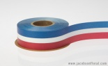 #9 Poly Red White Blue 50yds
