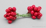 10 Mm Holly Berry Red Bg/144