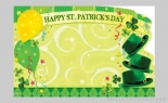 Enclosure Card St. Patrick's Day