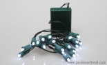 Battery 20pc Wide Angle Led Warm White
