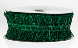 #40 We Feather Tinsel 20yds Emerald