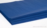 20x30 Tissue Unwax Dark Blue