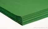 20x30 Tissue Unwax Dark Green