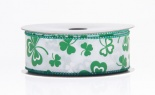 #9 We Luck Of The Irish Green White 20 Yd