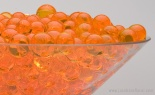 Deco Beads / Water Pearles 0.5oz Orange