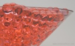 Deco Beads / Water Pearles 0.5oz Red