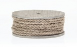 (se) Rope On Spool Natural 10yd